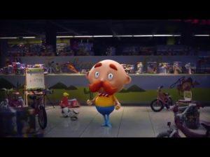 Διαφήμιση Παιχνίδια Μουστάκας  2015