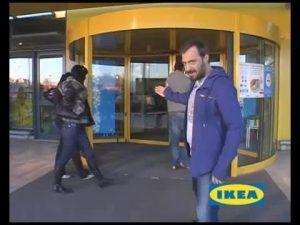 Διαφήμιση IKEA - Χρήστος Φερεντίνος